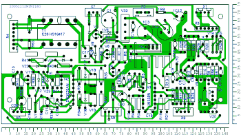 Click to enlarge Free Arc 200 - control pcb