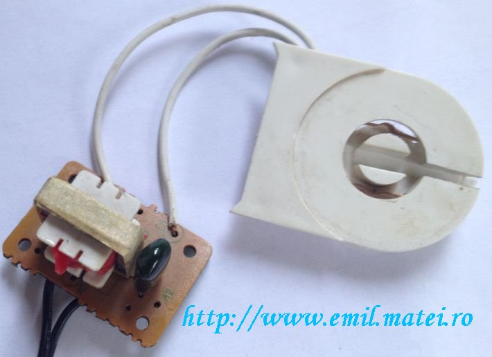 36W ELECTRONIC FLUORESCENT LAMP BALLAST (1)